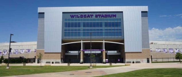 Anthony Field at Wildcat Stadium on the campus of Abilene Christian University.