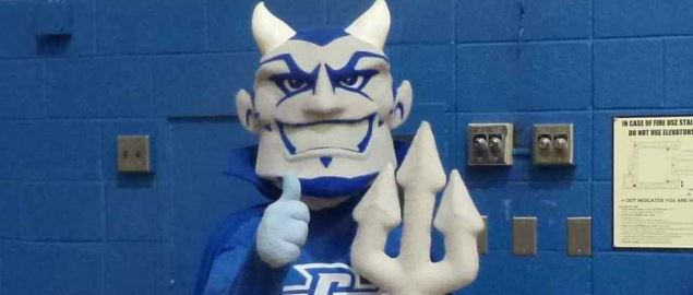 Mascot of the Central Connecticut State University athletic teams.