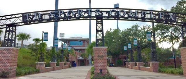 TD Sports Complex and Springs Brooks Stadium at Coastal Carolina University.