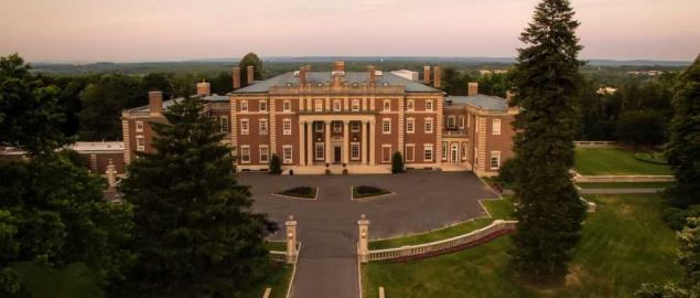 Fairleigh Dickinson University, Florham mansion.