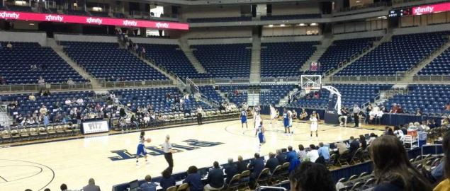 Hampton University Convocation Center, home of the Hampton Pirates.