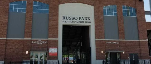 M. L. Tigue Moore Field at Russo Park.