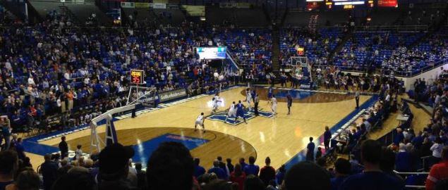 Middle Tennessee State University vs. Rice, at the Murphy Center.