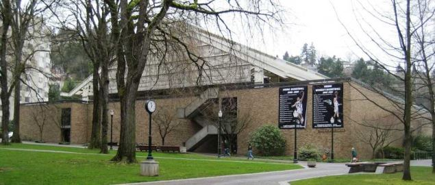 Peter Stott Center at PSU in Portland, Oregon.