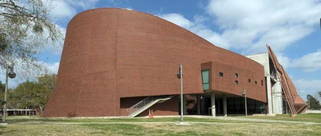 The Nathelyne Archie Kennedy Architecture and Art Building at Prairie View A&M University.