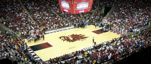 The South Carolina Gamecocks take on Kentucky at the Colonial Center.