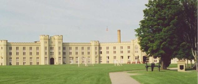 Virginia Military Institute, Lexington, Virginia.